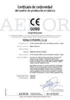 TEXSA – Tela Asfáltica (Aenor)