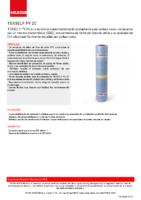 TEXSA – Tela Asfáltica Autoadhesiva LBA-20-FV (Ficha Técnica) pdf