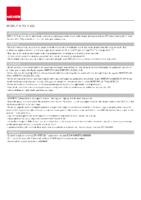 TEXSA – Tela Asfáltica LA-30-FV APP Moply (Ficha Técnica)