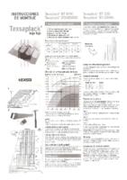 TEXSA – Texsaplack (Manual montaje)