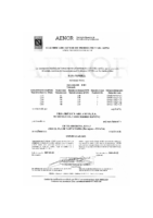 URSA – Manta M1021 papel (Aenor)