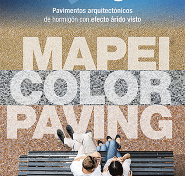 Mapei Color paving