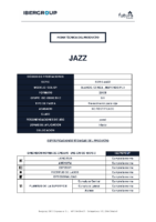 FUTURA – 25X70 Jazz (Ficha técnica)
