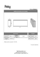 GUADALENTIN – Bordillo de Hormigón 9x12x25x50 (Ficha Técnica)