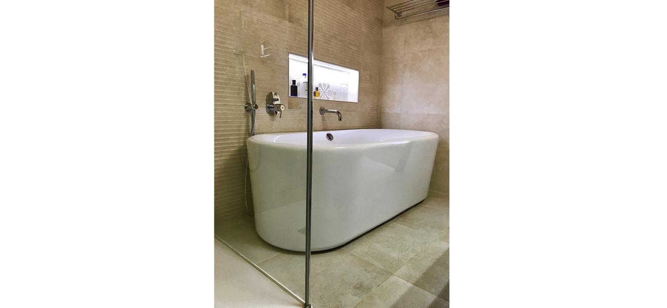Renovación baño vivienda en Torrevieja III