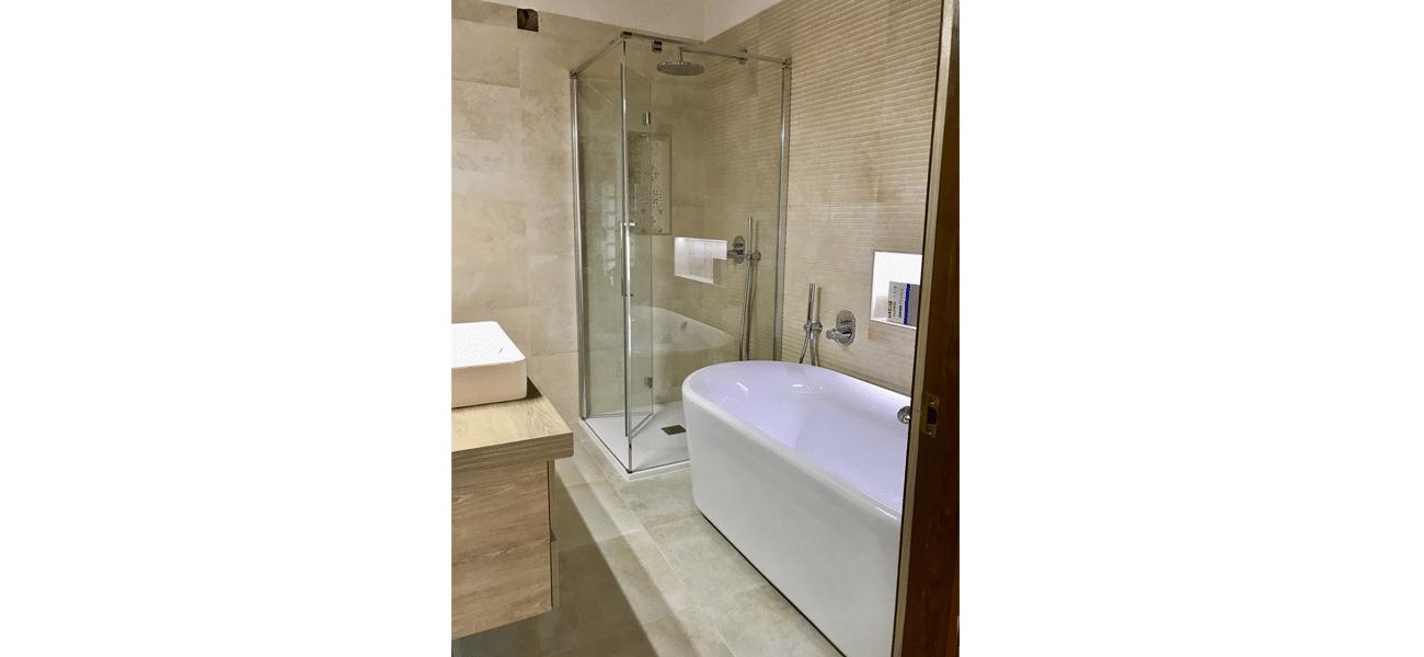 Renovación baño vivienda en Torrevieja V
