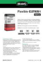 BRAVO – Cemento Cola Flexible C2 TE S1 (Ficha Técnica) (CP)