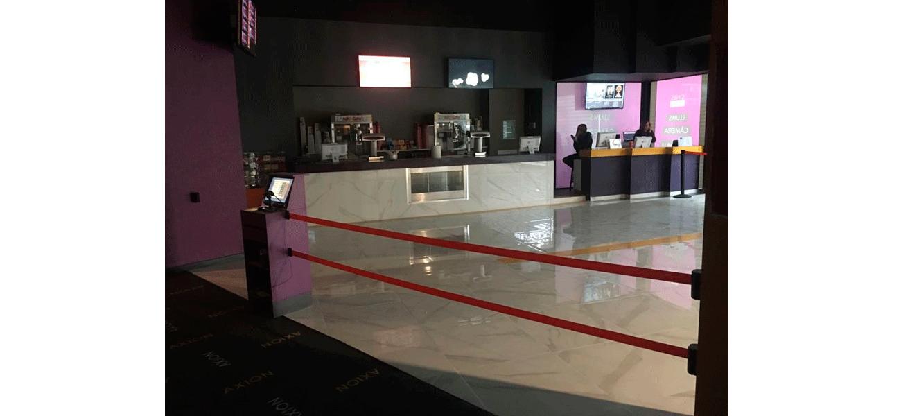 pavimento cines axion 1