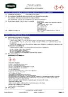 BRAVO – Cemento Cola Especial Yeso Blanco (Ficha Seguridad) (CP)