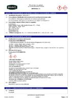 BRAVO – Cemento Cola Gel C2TE S1 (Ficha Seguridad)