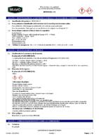 BRAVO – Cemento Cola Gel C2TE S2 (Ficha Seguridad)