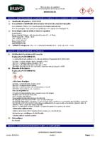 BRAVO – Junto Cementoso (Ficha Seguridad) (CP)