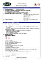 BRAVO – Mortero Monocapa Raspado (Ficha Seguridad) (CP)