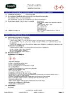 BRAVO – Mortero Revoco Fino Blanco (Ficha Seguridad) (CP)