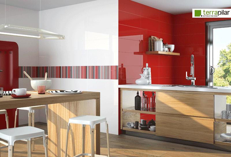 Azulejos para la cocina. Descubre 5 ideas decorativas en nuestro ...
