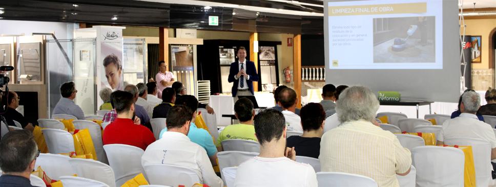 Evento MeetingShop de Terrapilar y tureforma en Santa Pola 2018