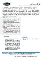 BRAVO – Tela Asfáltica LBM-40-FP APP (-15ºC) (Ficha Técnica)