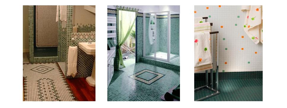 Suelos para cuarto de baño ¿Cuál elegir? Inspírate con estos 5 ...