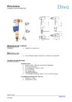 DIVA – Mecanismo de alimentación dual (Ficha técnica)