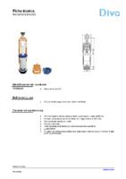 DIVA – Mecanismo de descarga star-stop (Ficha técnica)