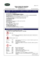 BRAVO – Espuma PU (Ficha de Seguridad)