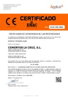 Cementos La Cruz – Cemento Gris II B-L 32,5 R (D.Prestaciones) 2019
