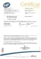 Cementos La Cruz – Cemento Gris II B-L 32,5 R (NF) 2018