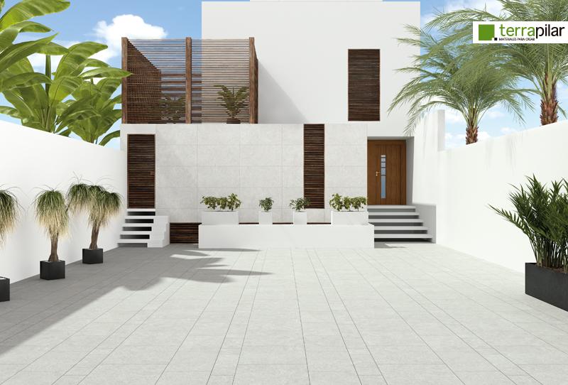 pavimentos exteriores