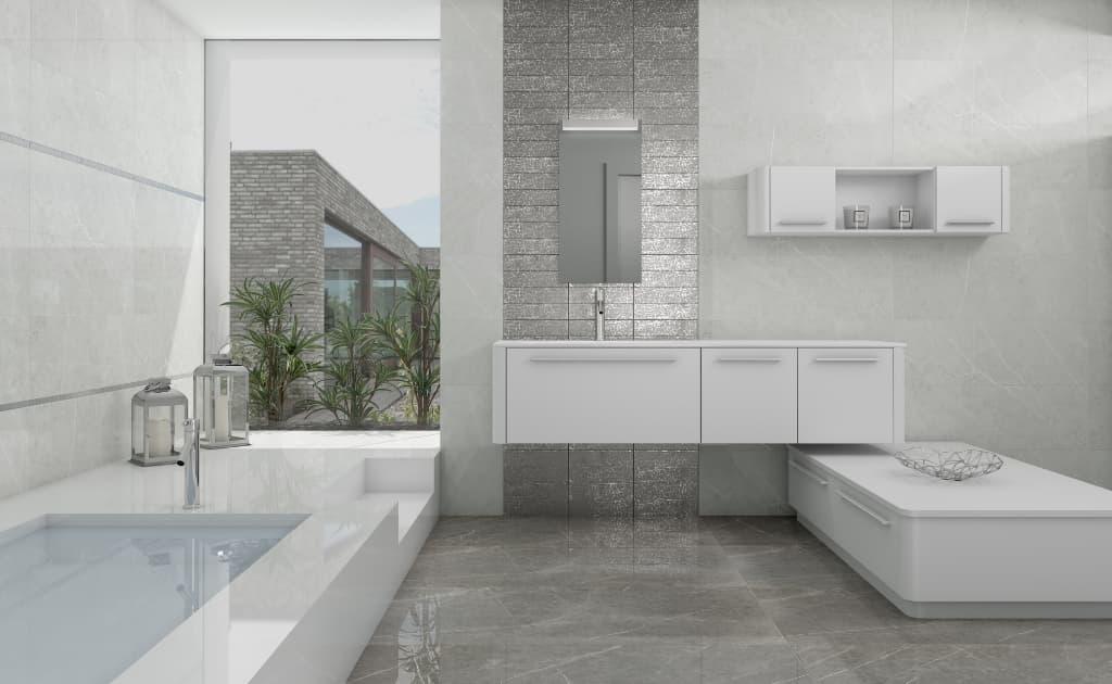 baño azulejos IV