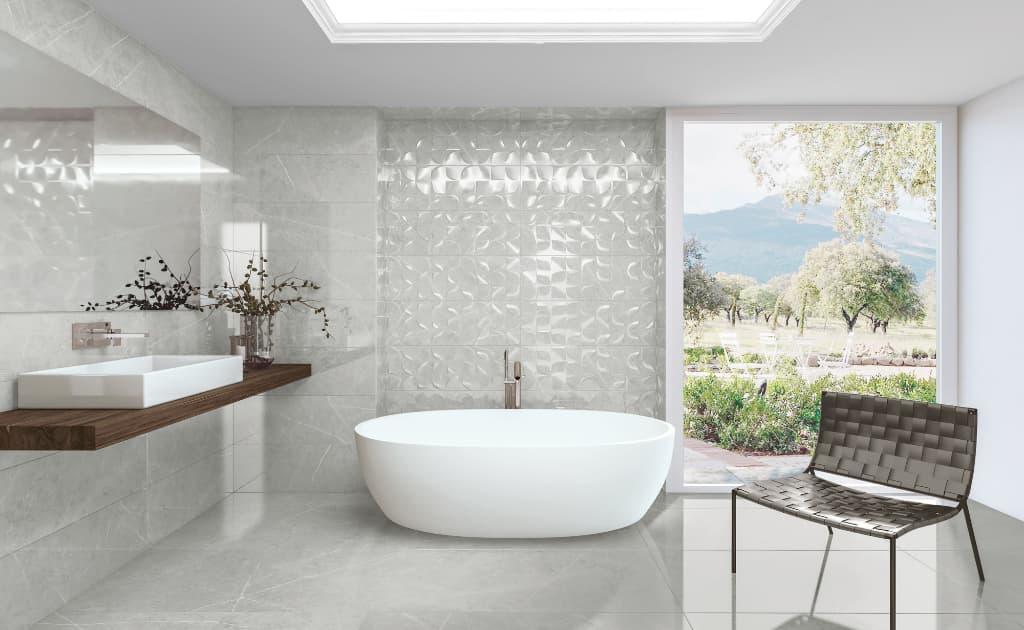 baño azulejos III