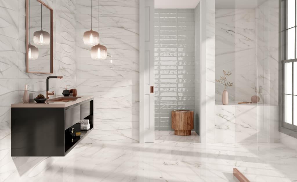 baño azulejos v