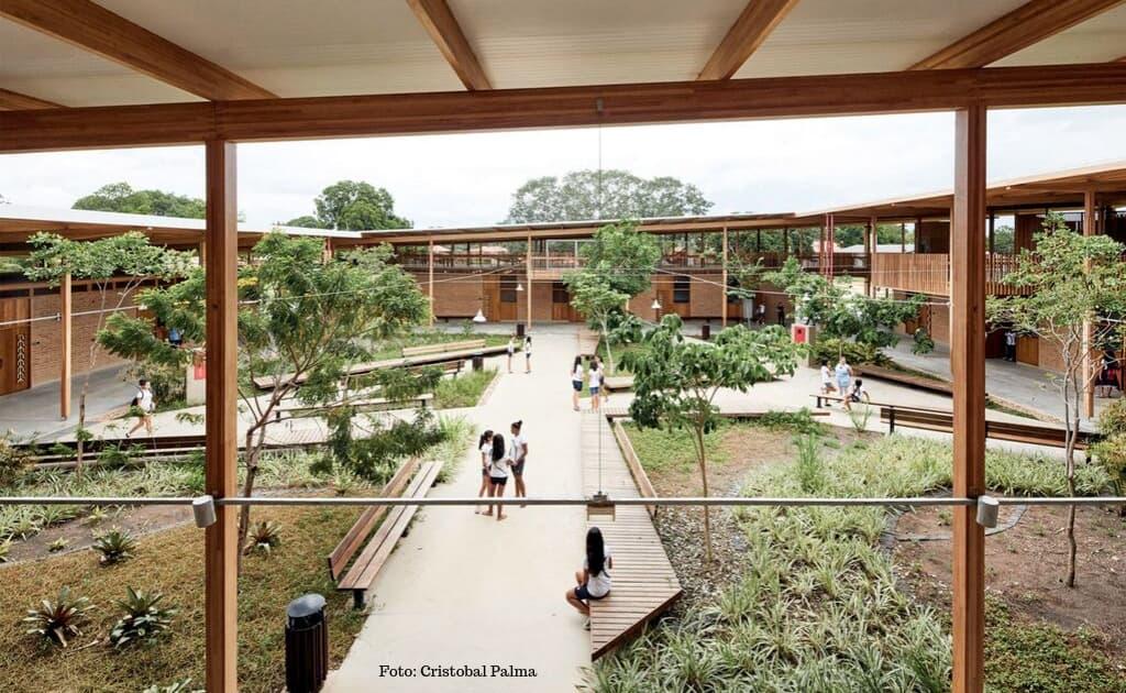 arquitectura construcciones espectaculares-escuela brasil 2