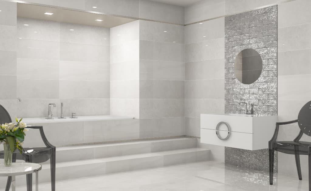 baño azulejos II
