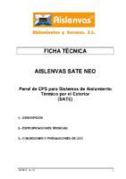 MURALI – EPS Sate Neo 31 (Ficha Técnica)