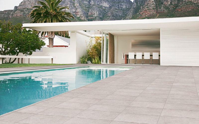 Azulejo porcelánico Natucer tucson para piscinas y terrazas