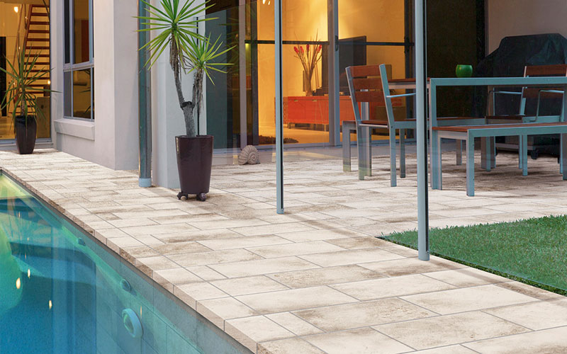 Pavimentos para piscinas y terrazas en Murcia