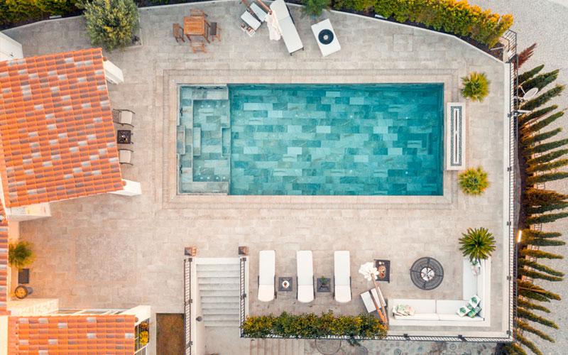 Azulejos pavimentos para piscinas Murcia