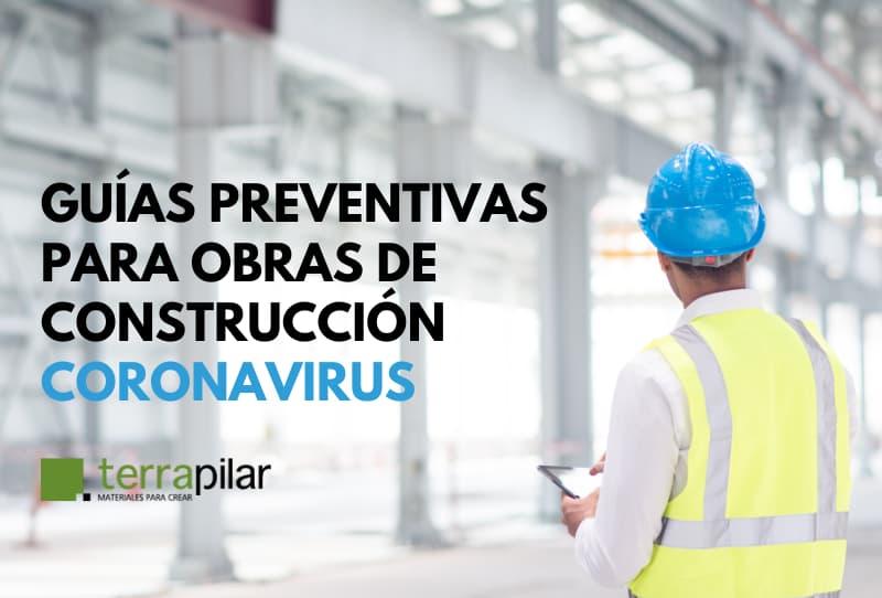 construcción coronavirus