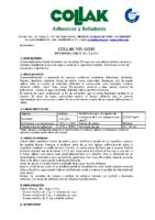 COLLAK – MS líquido ms-6000 (Ficha Técnica)