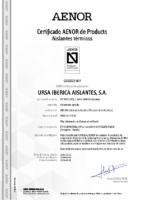 URSA – XPS Cubierta Plana N III L (Aenor 03-2020)