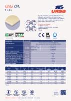 URSA – XPS Cubierta Plana N III L (Ficha Técnica 03-2020)
