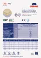 URSA – XPS Suelo 500 N V L (Ficha Técnica 03-2020)