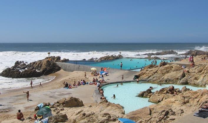 piscinas de mar portugal