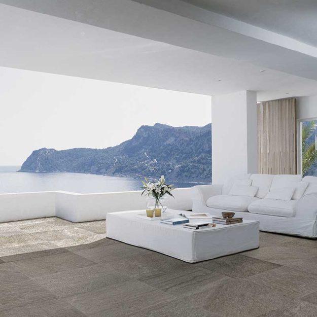 Suelo para exterior, terraza y piscina Rosagres