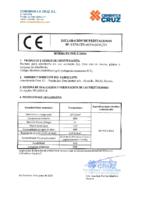BRAVO – Mortero M-5 (D.Prestaciones) (CLC)