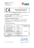 BRAVO – Mortero M-7,5 (D.Prestaciones) (CLC)
