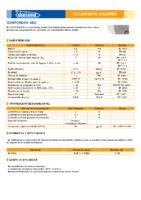 DANOSA – Lámina Acústica Conforda Eco (Ficha Técnica)
