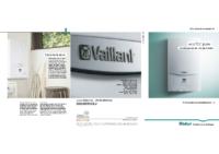 VAILLANT – Caldera Ecotec Pure (Catálogo)