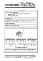 BIGASTRO – Bloque Muro 30X20X400 (Ficha Técnica)