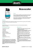 BRAVO – Junta Cementosa Bravocolor (Ficha técnica)